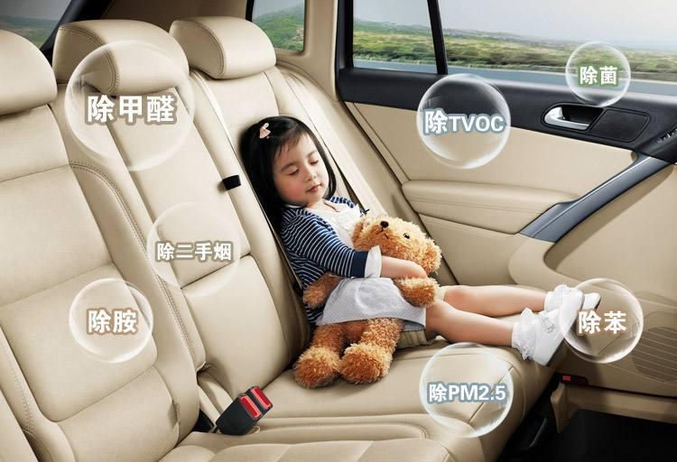 汽车空气治理